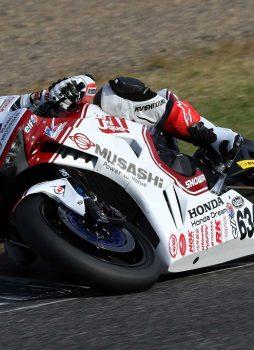 全日本ロードレース第5戦鈴鹿MFJ-GP